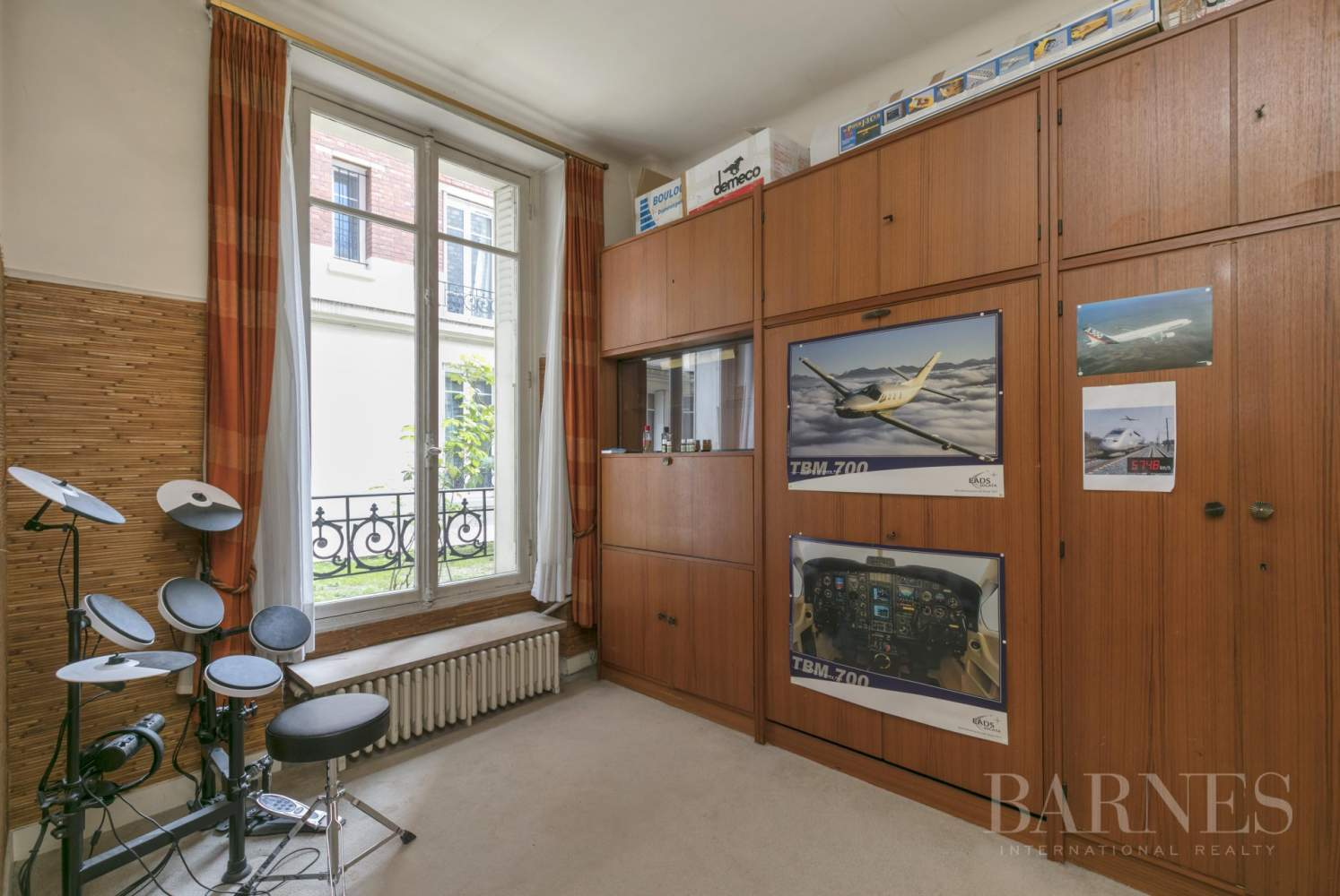 Exclusive - Neuilly - Pasteur - Garden level - 3-4 bedrooms picture 10