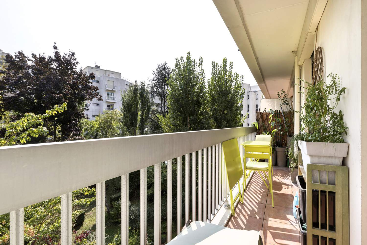 Neuilly-sur-Seine  - Apartment 3 Bedrooms - picture 8