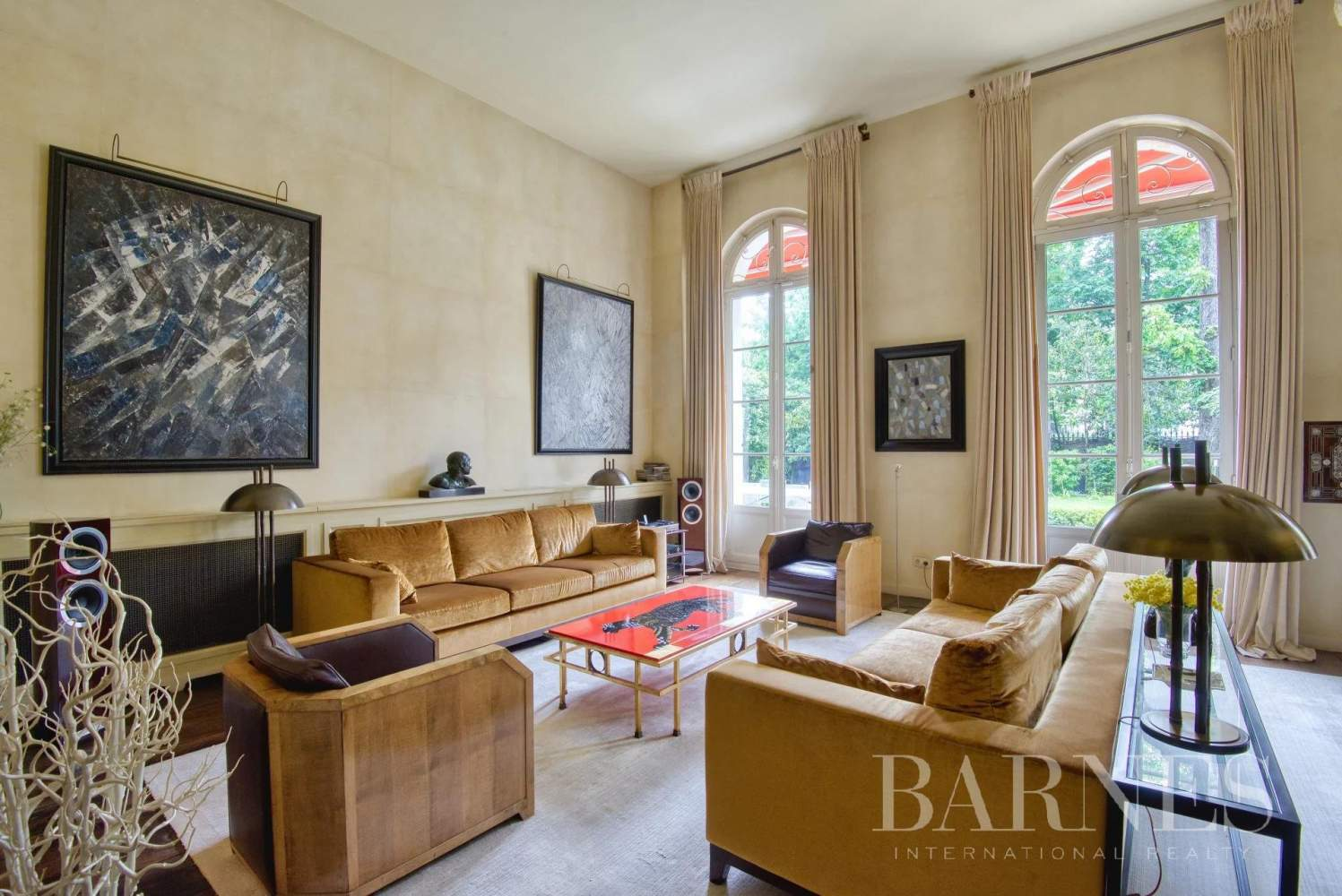 Neuilly-sur-Seine  - Appartement 8 Pièces 3 Chambres - picture 3
