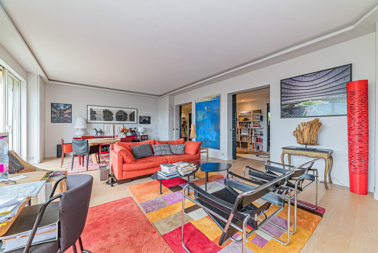 Neuilly-sur-Seine  - Appartement 5 Pièces 2 Chambres - picture 17