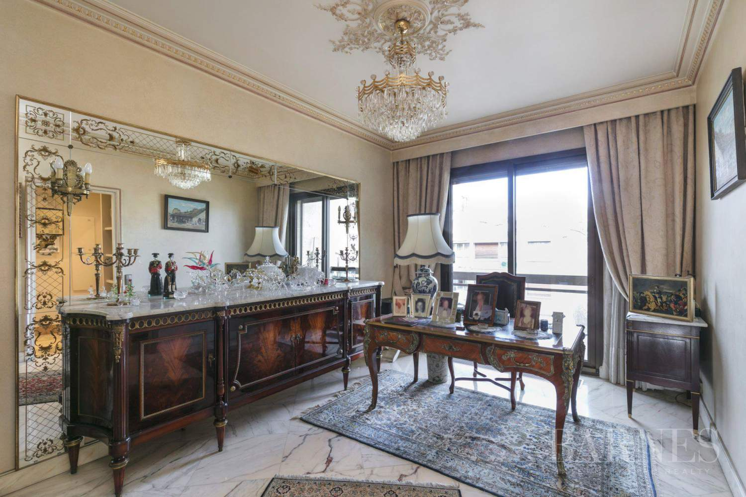 NEUILLY - BOIS - APPARTEMENT 5 PIECES - BALCONS LARGES - VUES PANORAMIQUES picture 4