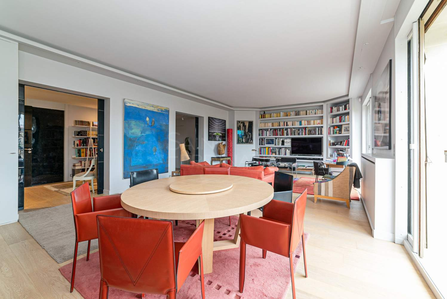 Neuilly-sur-Seine  - Appartement 5 Pièces 2 Chambres - picture 4