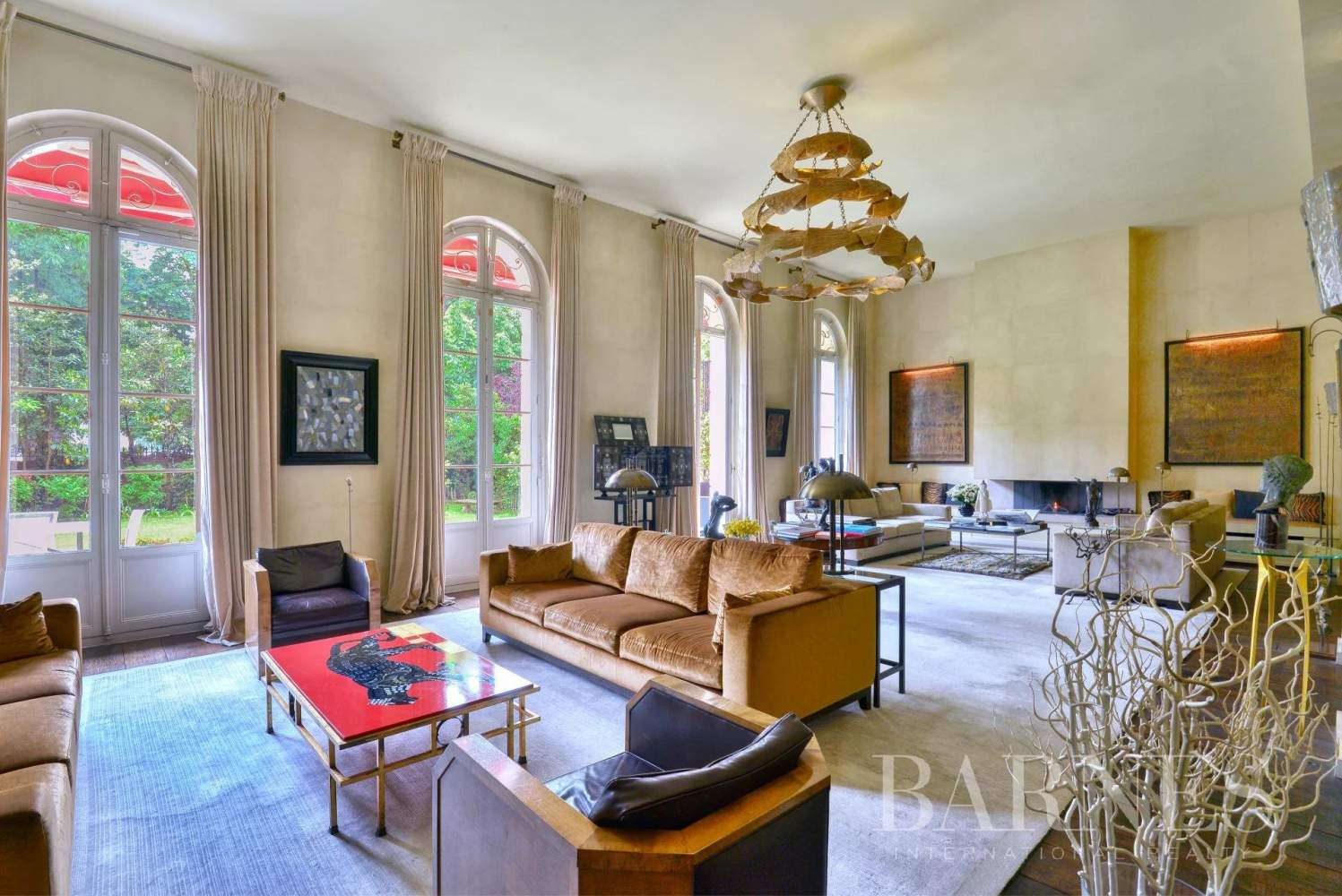 Neuilly-sur-Seine  - Appartement 8 Pièces 3 Chambres - picture 1