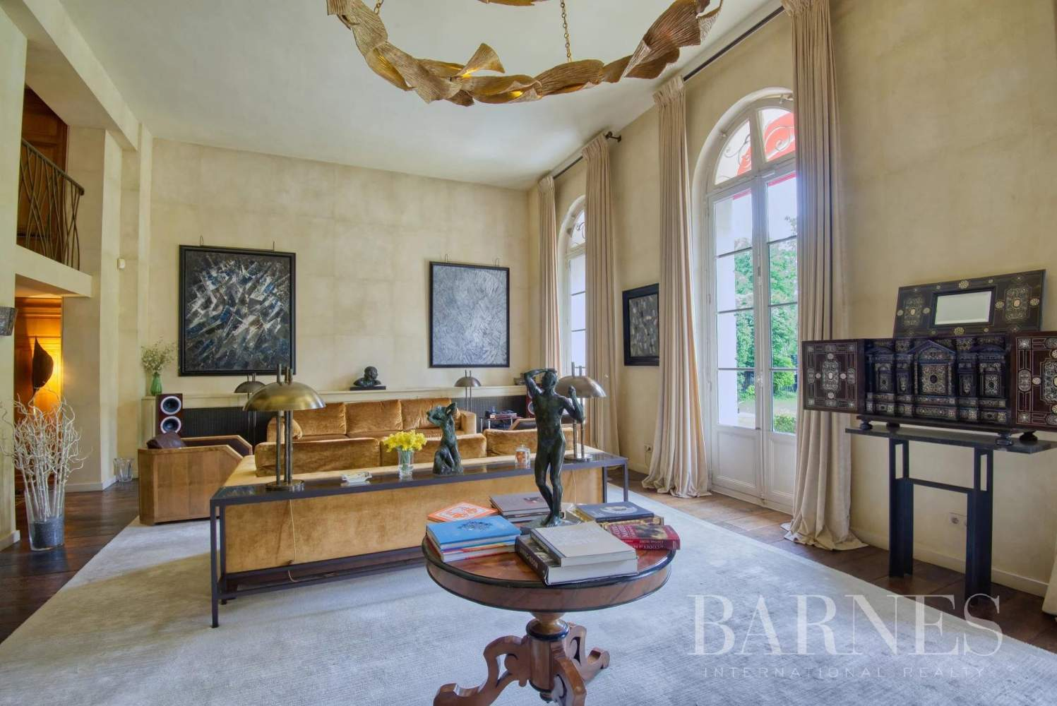 Neuilly-sur-Seine  - Appartement 8 Pièces 3 Chambres - picture 5