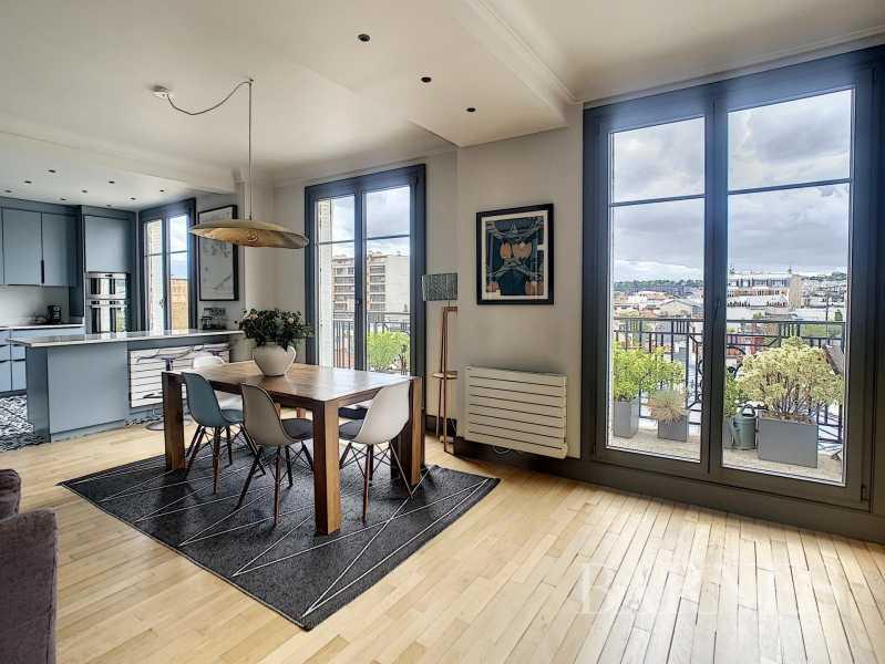 Duplex Boulogne-Billancourt