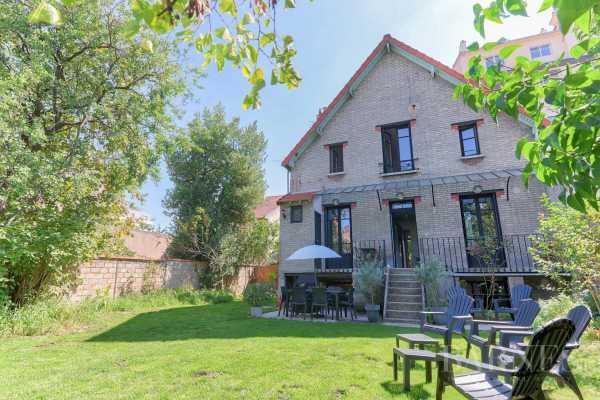 Town house, Nanterre - Ref 2904308
