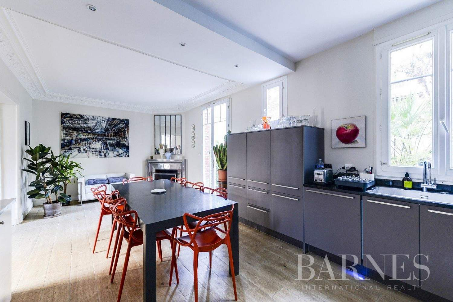Boulogne-Billancourt  - Maison 10 Pièces 6 Chambres - picture 10
