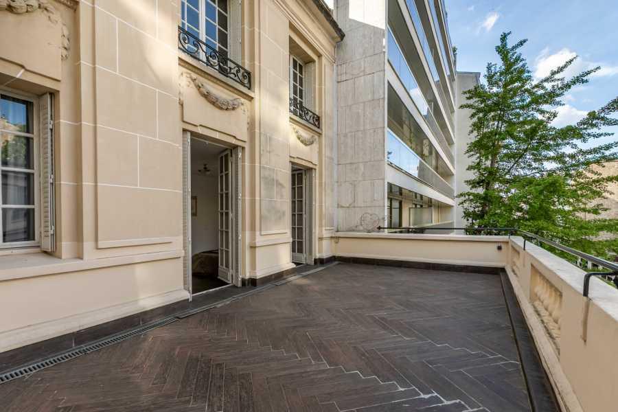 Hôtel particulier Paris 75016