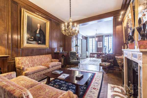 Hôtel particulier Paris 75016  -  ref 2834022 (picture 2)