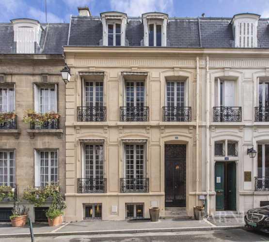Hôtel particulier Paris 75016  -  ref 2834022 (picture 1)