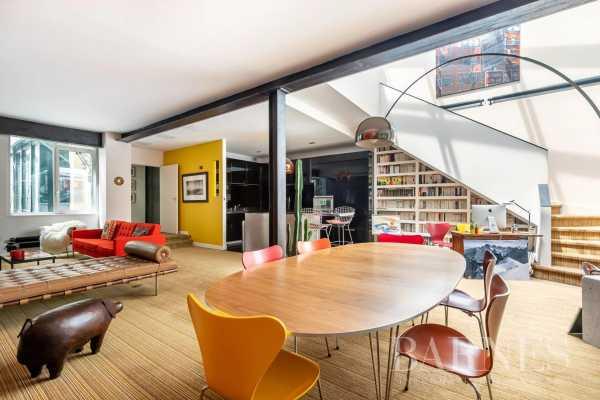 Maison de ville Paris 75016  -  ref 5680352 (picture 2)