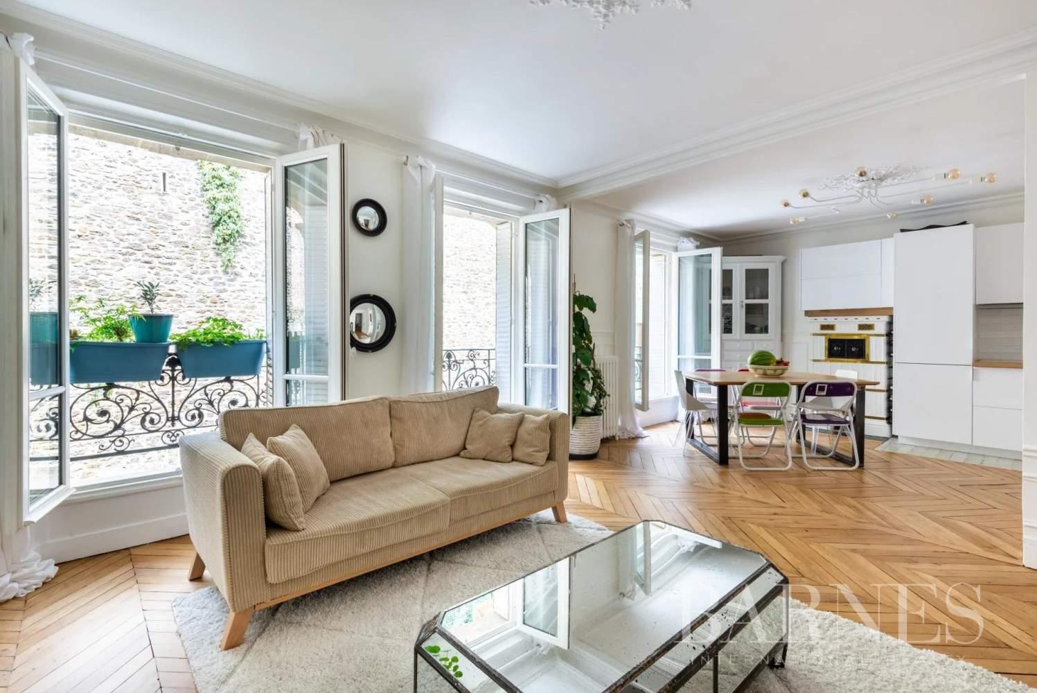 Paris  - Piso 7 Cuartos 3 Habitaciones - picture 1