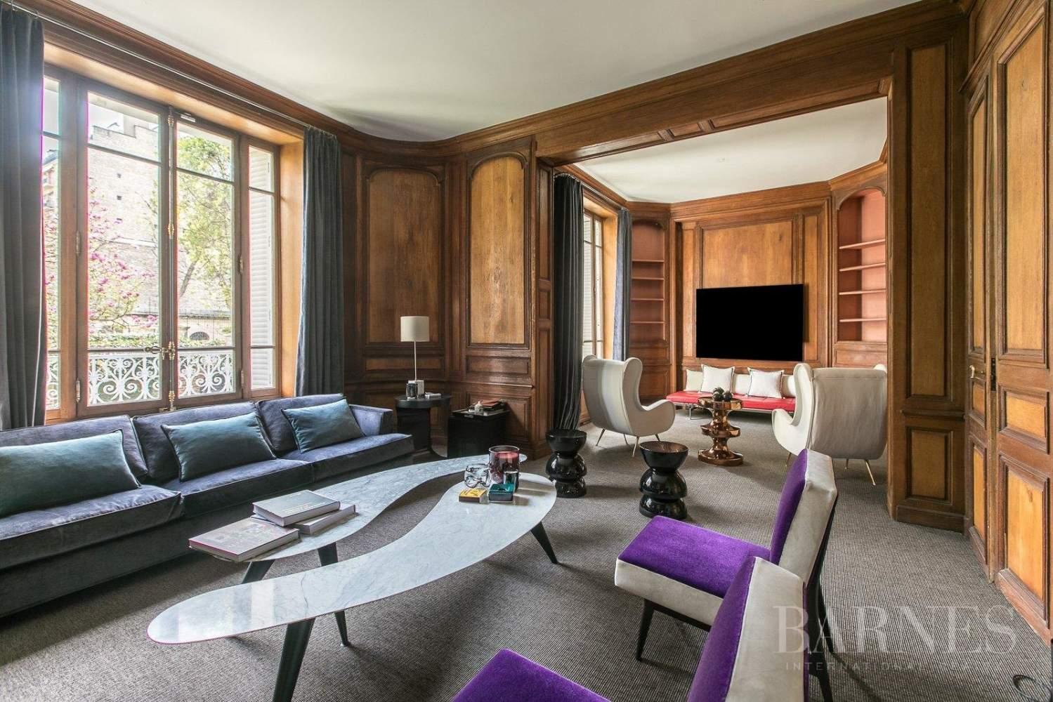 Paris  - Hôtel particulier 10 Pièces 5 Chambres - picture 4