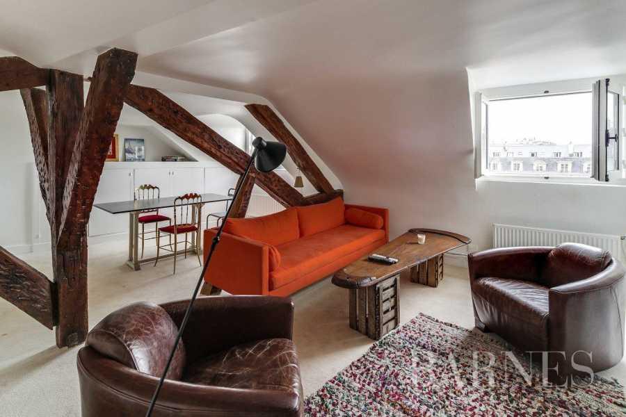 Duplex Paris 75002
