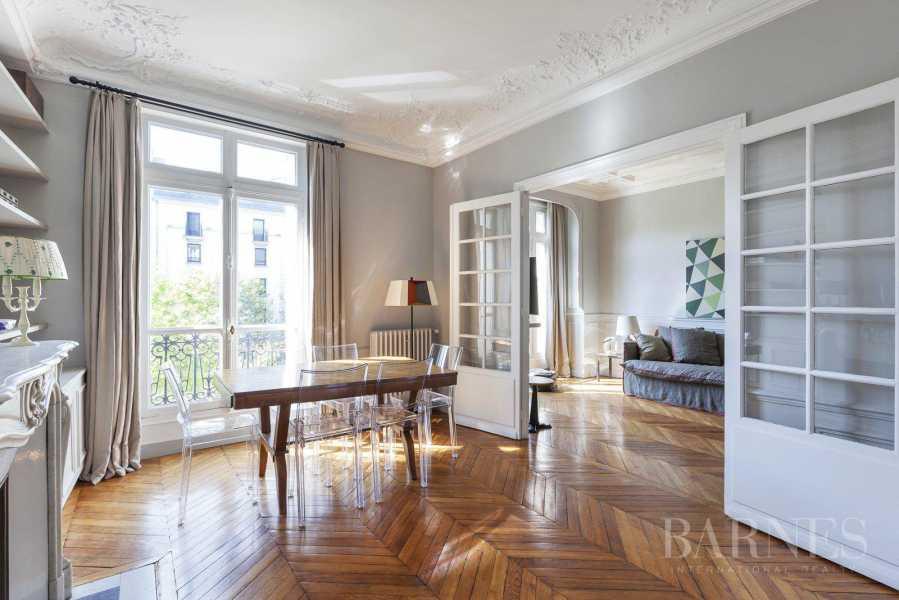 Appartement Meuble Paris 17 Standing 3 Pieces Ref 2767022