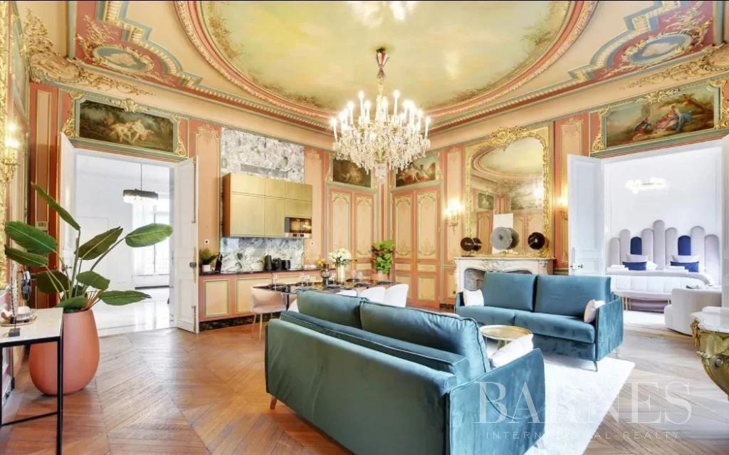 Paris  - Piso 5 Cuartos 4 Habitaciones - picture 2