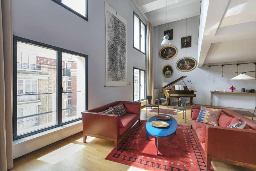 Appartement Paris 75018