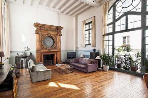 Hôtel particulier Paris 75009  -  ref 2592400 (picture 1)