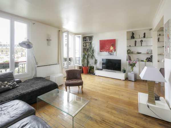 Appartement Paris 75018  -  ref 4102724 (picture 1)