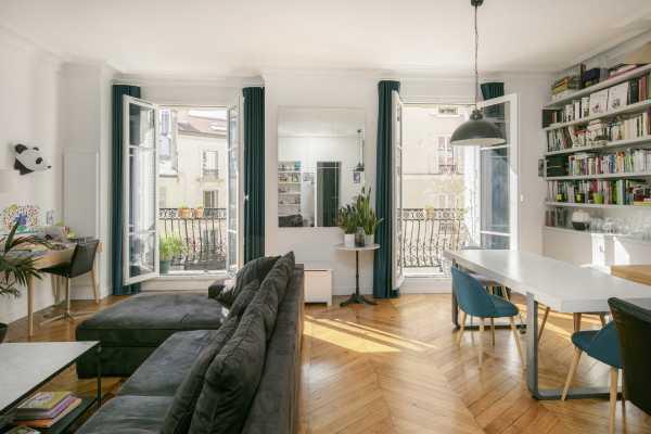 Appartement Paris 75018  -  ref 3961760 (picture 1)