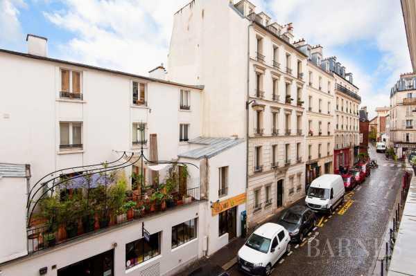APPARTEMENT, Paris 75018 - Ref 2850034