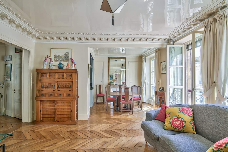 Paris  - Appartement 4 Pièces 3 Chambres - picture 3