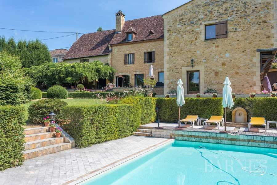 Sarlat-la-Canéda  - Property 6 Bedrooms
