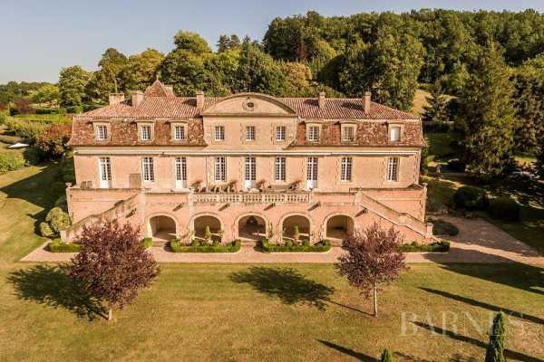 Château Saint-Cyprien  -  ref 2706174 (picture 1)