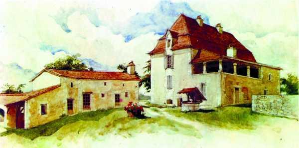 Maison Montagnac-la-Crempse  -  ref 2706239 (picture 2)