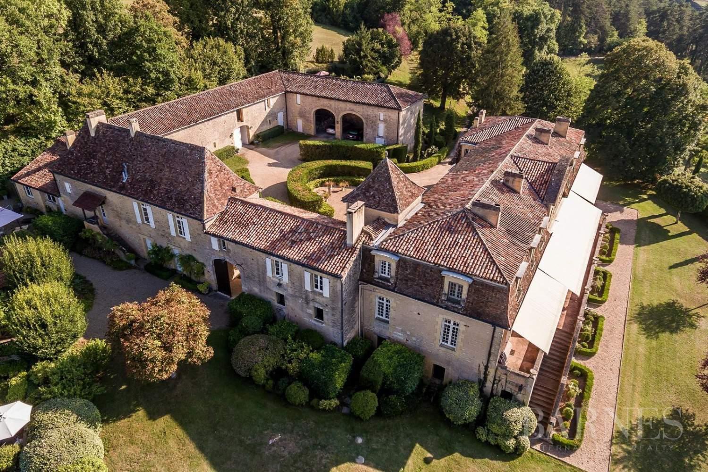 Saint-Cyprien  - Château 18 Pièces 9 Chambres - picture 19