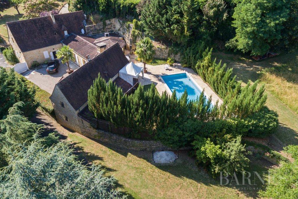 Sarlat-la-Canéda  - Casa 7 Cuartos 5 Habitaciones - picture 1