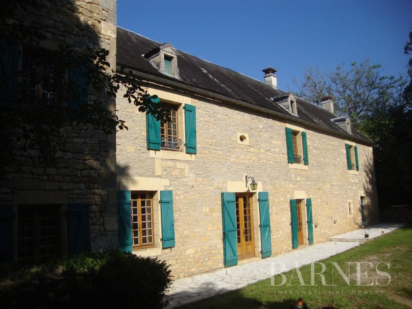 Salignac-Eyvigues  - Maison 10 Pièces - picture 2