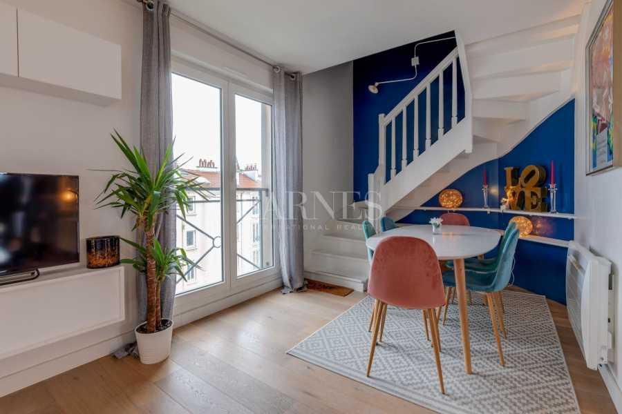 Levallois-Perret  - Appartement 3 Pièces 2 Chambres