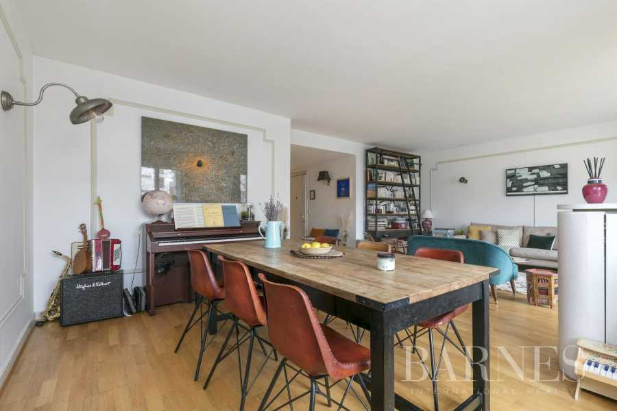 Neuilly-sur-Seine  - Appartement 4 Pièces 2 Chambres