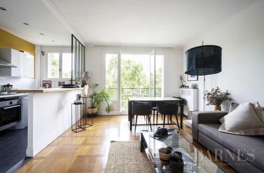 Neuilly-sur-Seine  - Appartement 2 Pièces, 1 Chambre