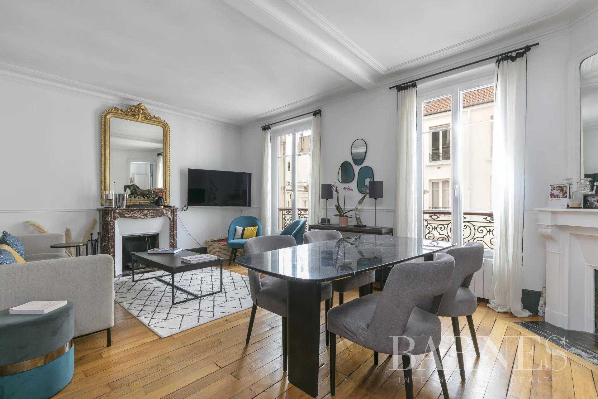Appartement Levallois-Perret  -  ref 5871685 (picture 1)