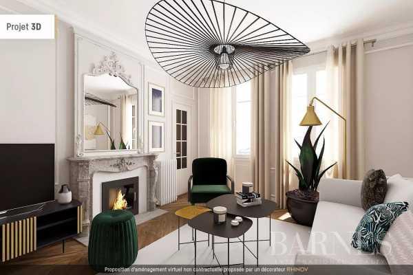 Apartment Neuilly-sur-Seine  -  ref 5162102 (picture 2)
