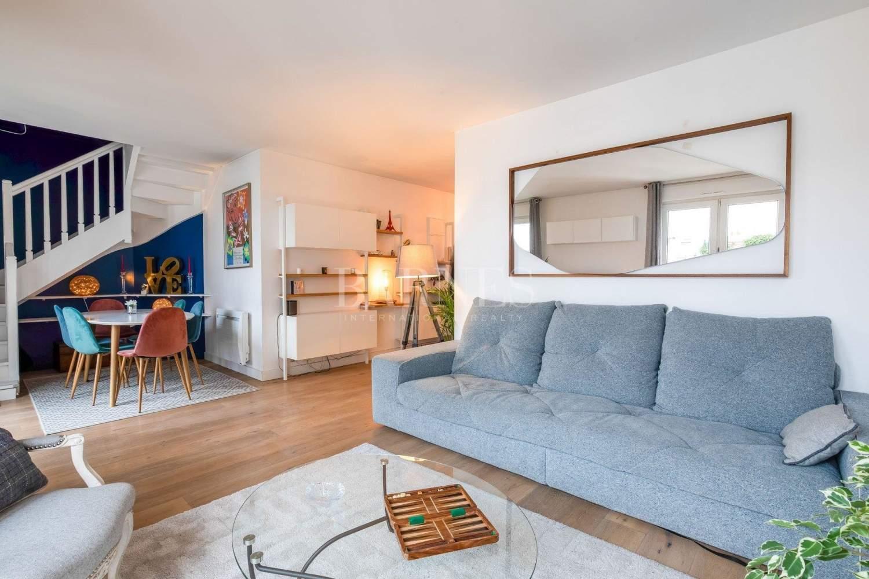 Levallois-Perret  - Appartement 3 Pièces 2 Chambres - picture 9