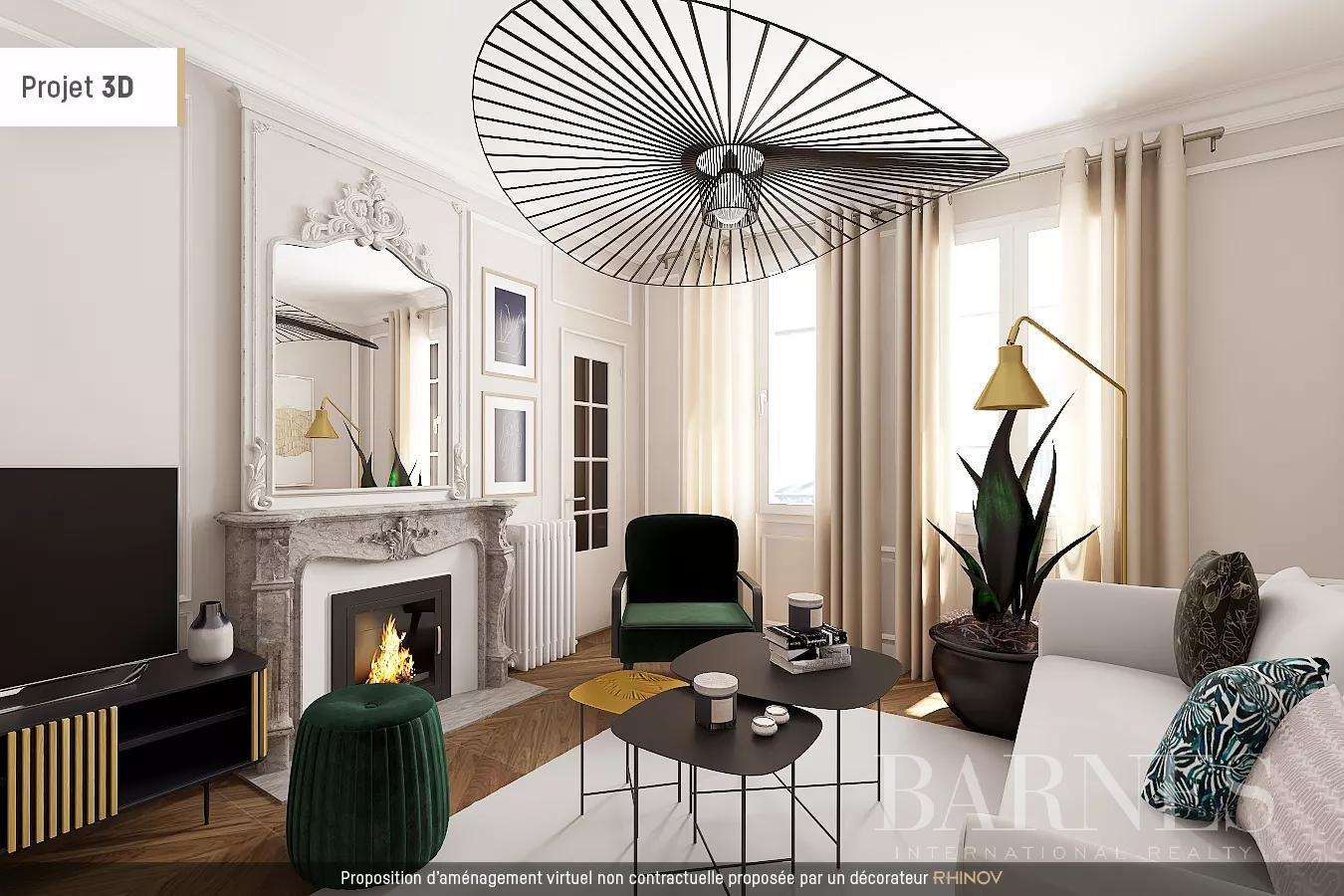 Neuilly-sur-Seine  - Appartement 2 Pièces - picture 2