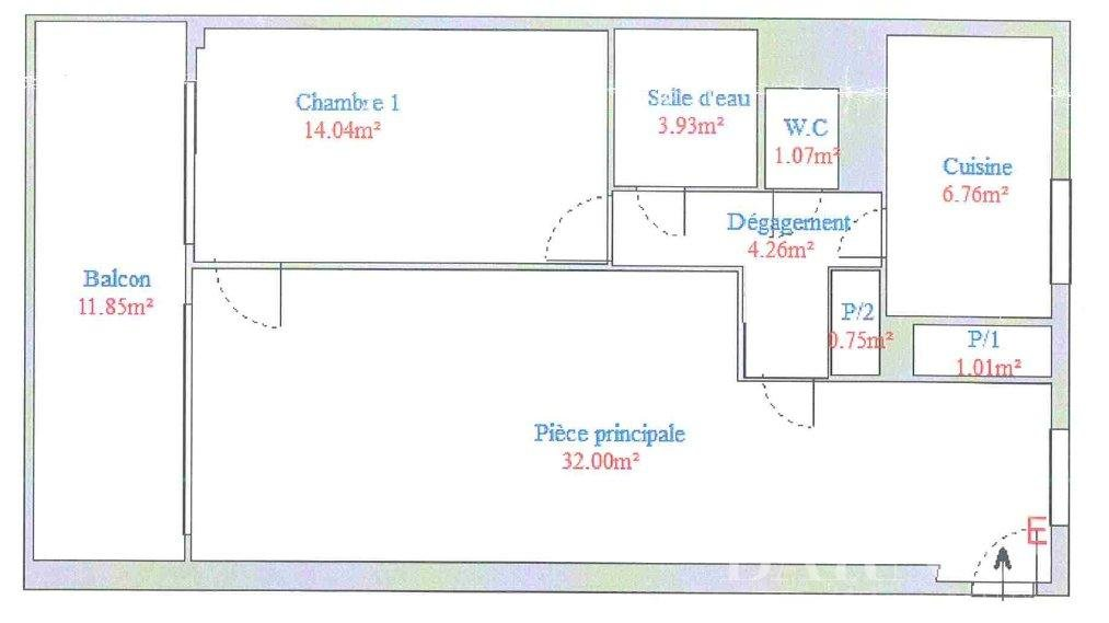 Paris  - Appartement 2 Pièces, 1 Chambre - picture 11