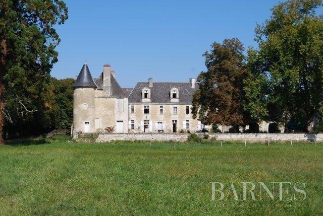 Châtellerault  - Château 18 Pièces