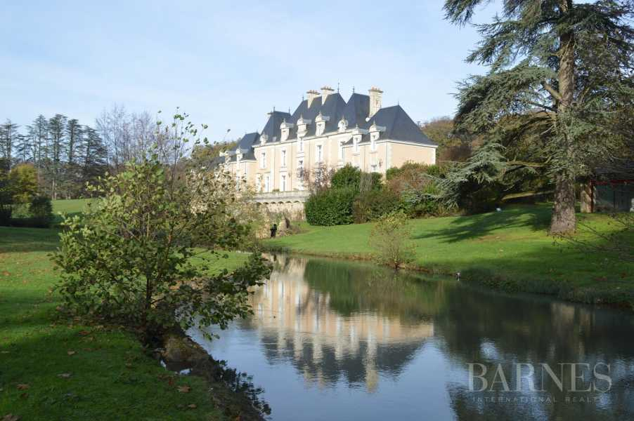 Poitiers  - Château 22 Pièces