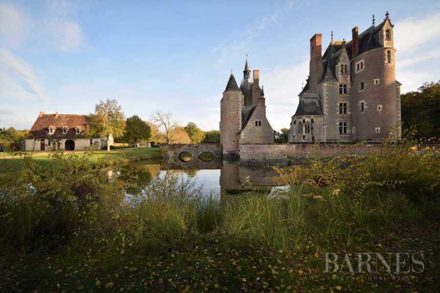 Romorantin-Lanthenay  - Château