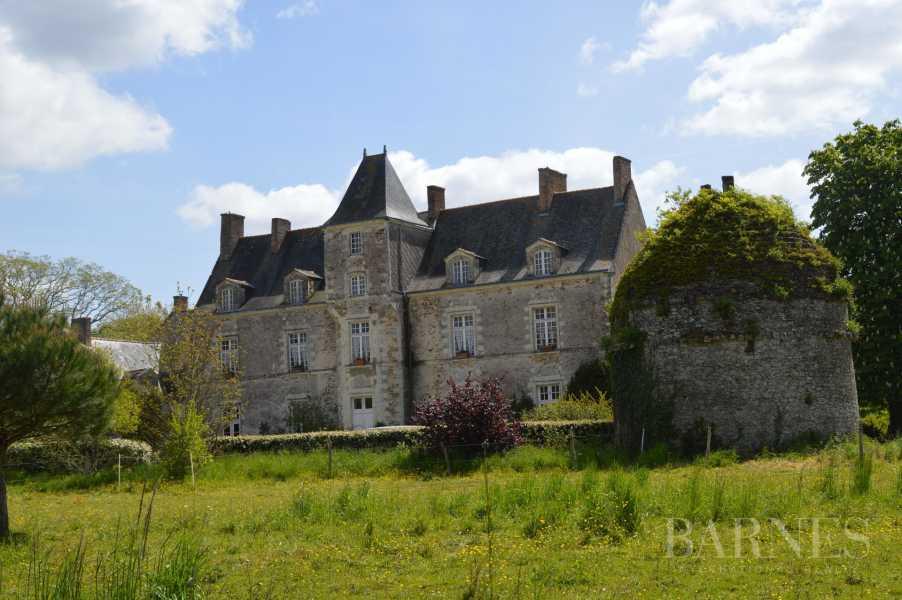 Nantes  - Château 15 Pièces 9 Chambres