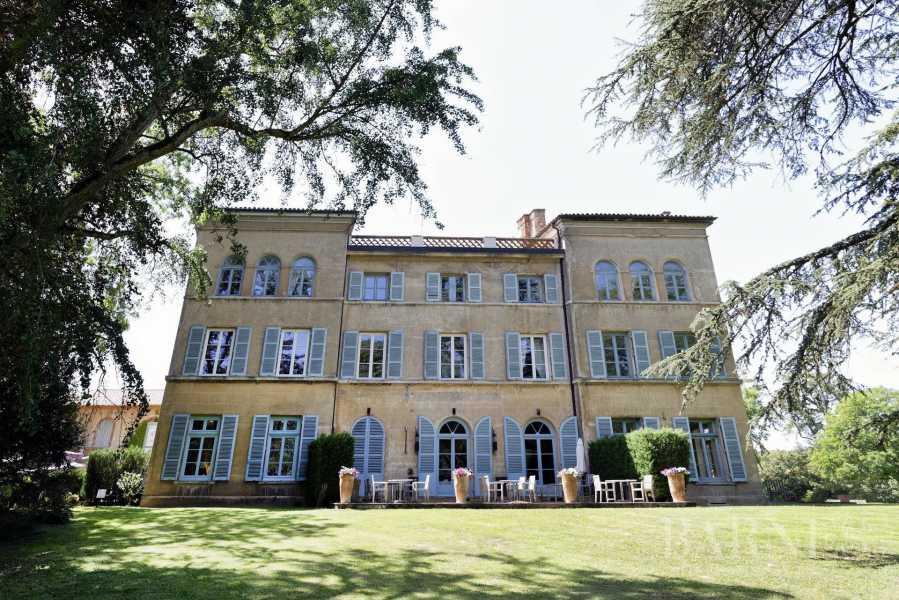 Mâcon  - Château 15 Pièces 9 Chambres