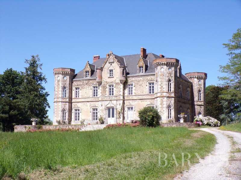 Cholet  - Château 10 Pièces 5 Chambres
