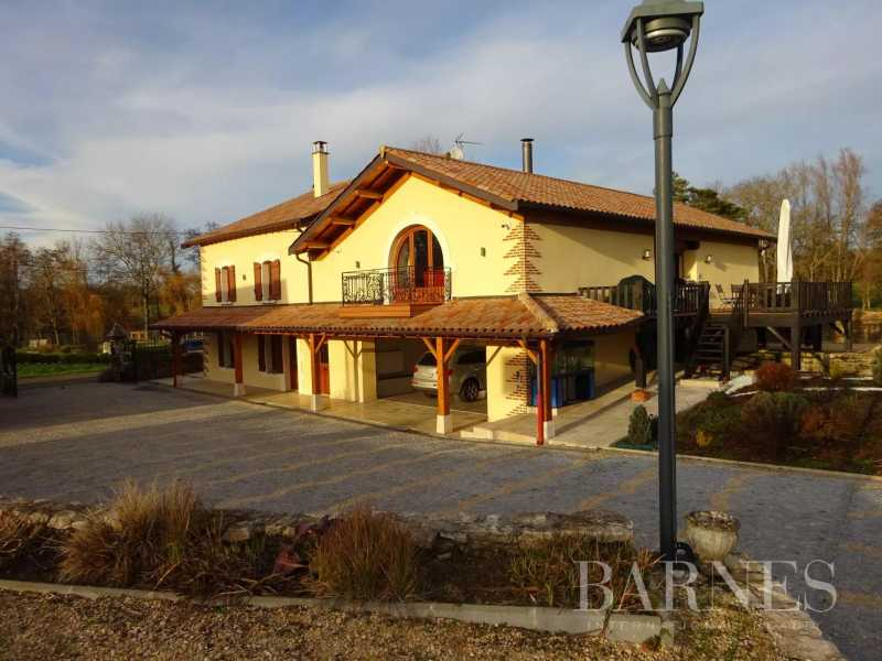 Châtillon-sur-Chalaronne  - Moulin 11 Pièces 6 Chambres