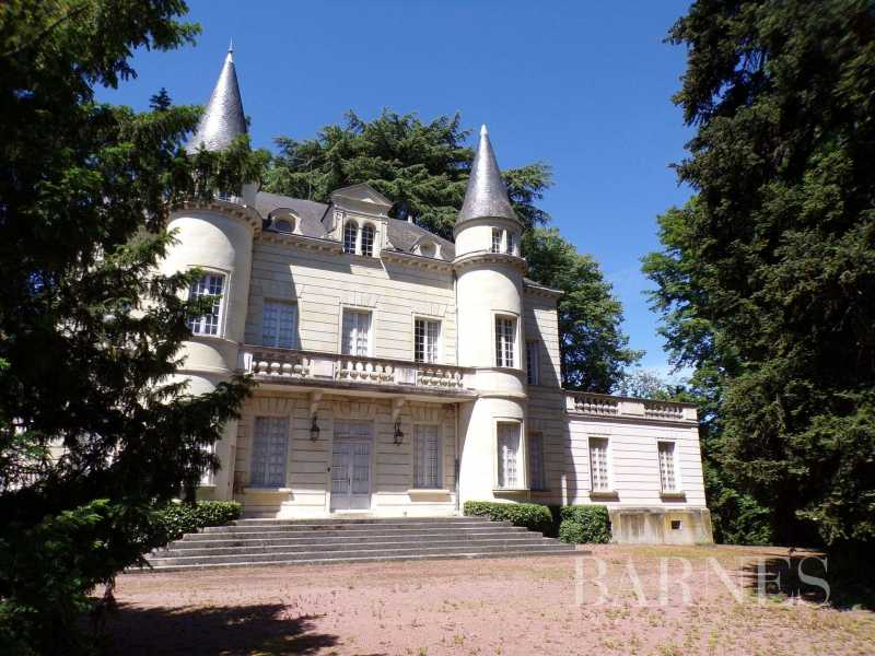 Doué-en-Anjou  - Château 15 Pièces