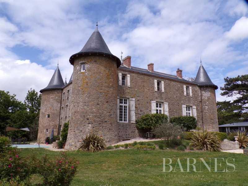 Angers  - Château 15 Pièces 8 Chambres