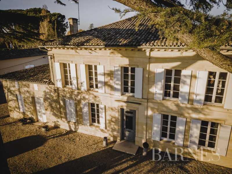 Propriété viticole Saint-Émilion